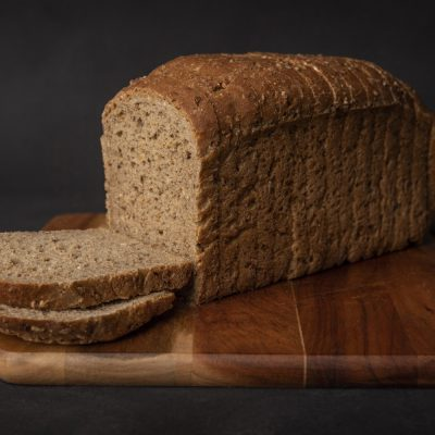 Organic Wholegrain Rye Multigrain Bread