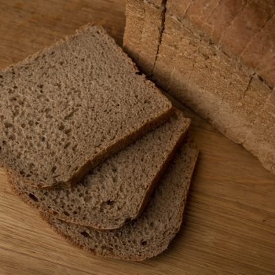 Organic Wholegrain Rye Bread